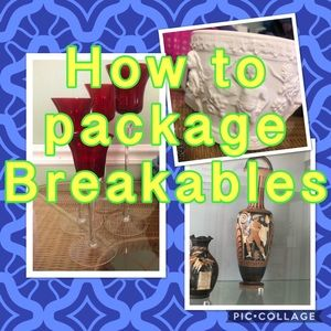 How to pack breakables